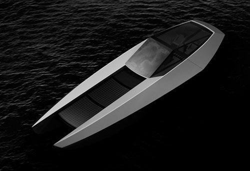 Bullet boat