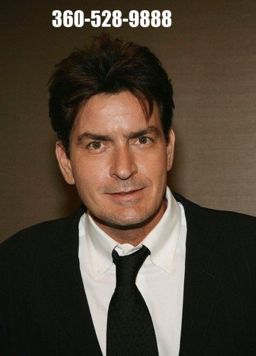 Charlie Sheen Plus Cell