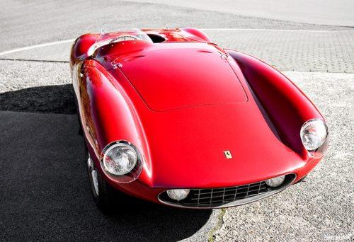 Ferrari 750 Monza Spyder Scaglietti