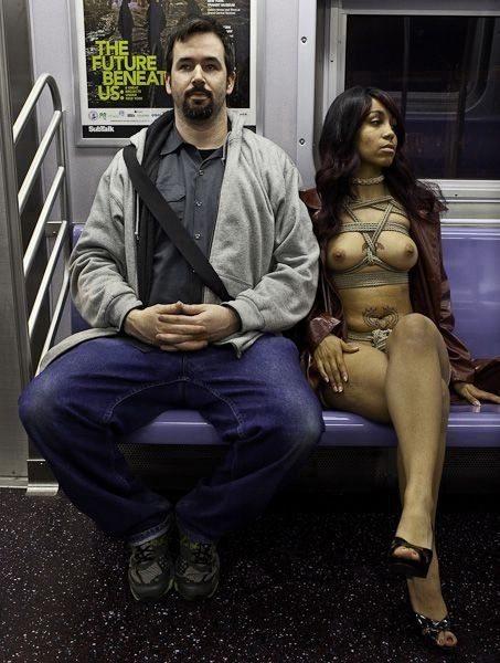NYC 34C train