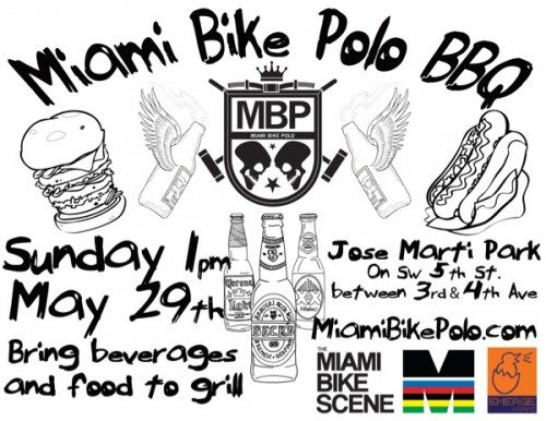 Miami Bike Polo