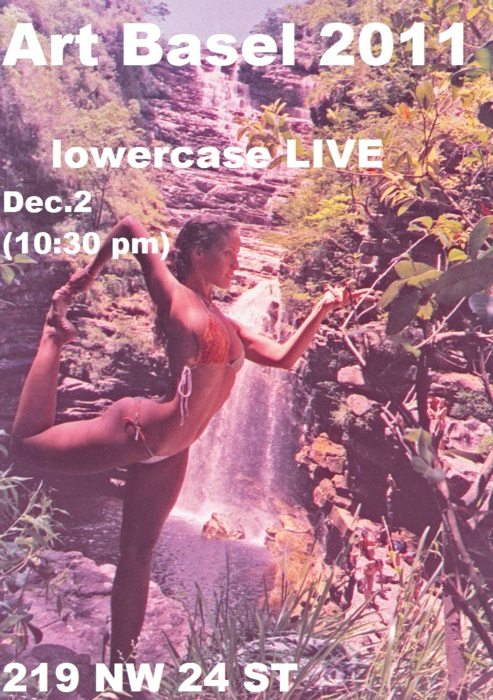 @LOWA_LETTA December 2nd Art Basel