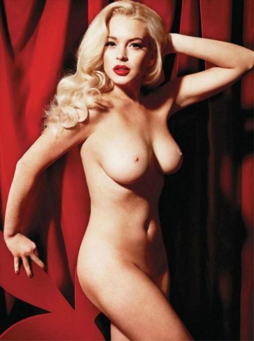 lindsay lohan nudes