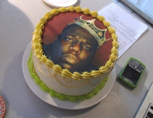 biggie cake