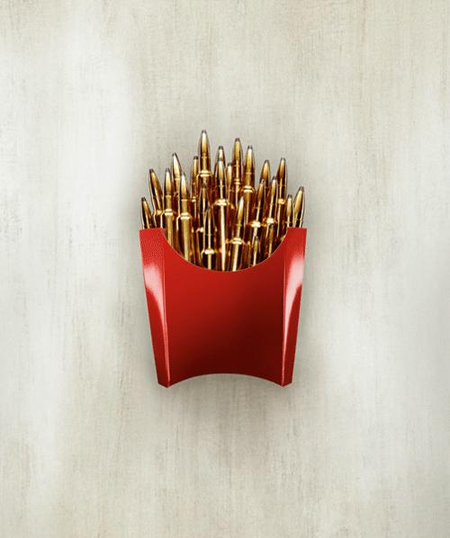 bullet fries