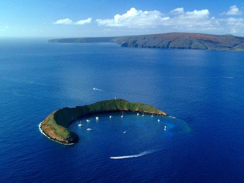 Molokini Island,  Maui