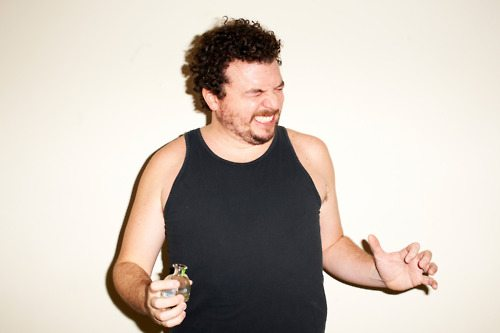 Danny McBride by Terry Richardson