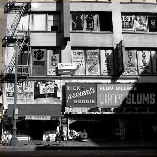 Slum Village & Mick Boogie - The Dirty Slums Mixtape (2012)