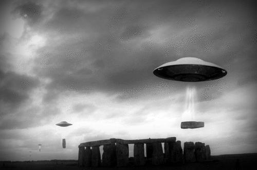 UFO's built it