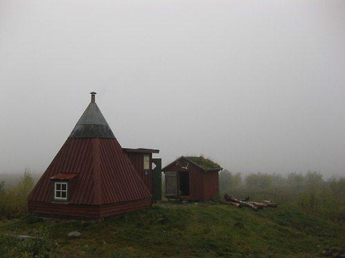 Marsfjället Nature Reserve, Lappland, Sweden
