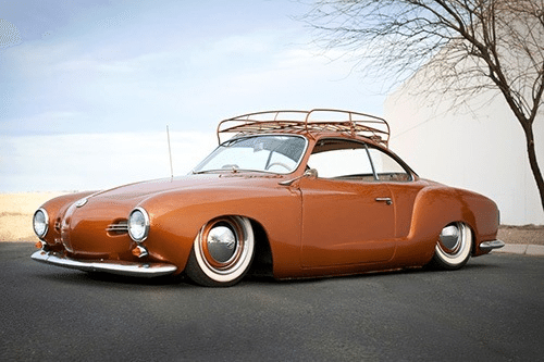 59 VW Karmann Ghia