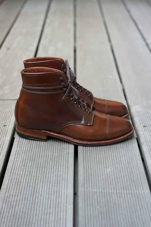 Alden Hunting Boot