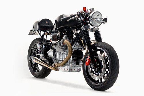 Moto Guzzi | 'Weight Watcher' V1100 Custom