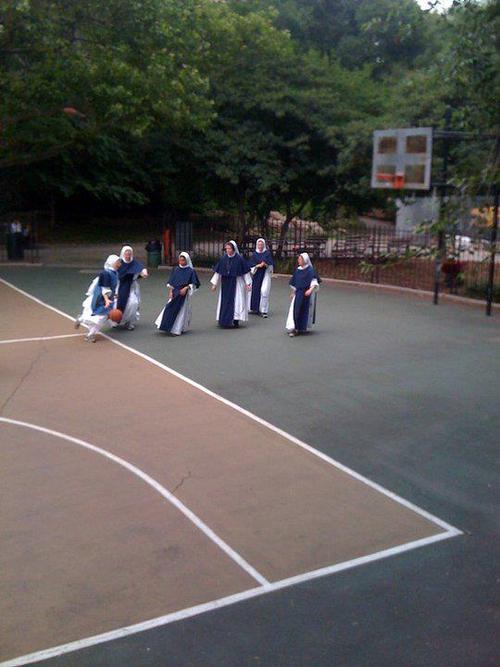 Nuns Balling