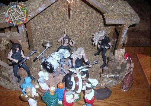 Black Metal X-Mas