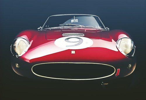 Ferrari 250 SWB Competizione Chassis 2445 - 1961