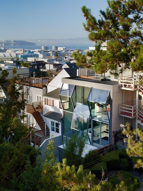 "Fougeron Architecture ""Flip House"" San Francisco"