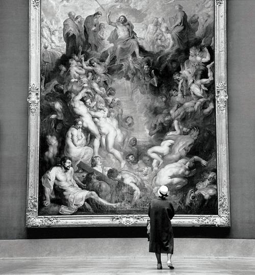 Fritz Henle - Rijksmuseum, Amsterdam 1960s