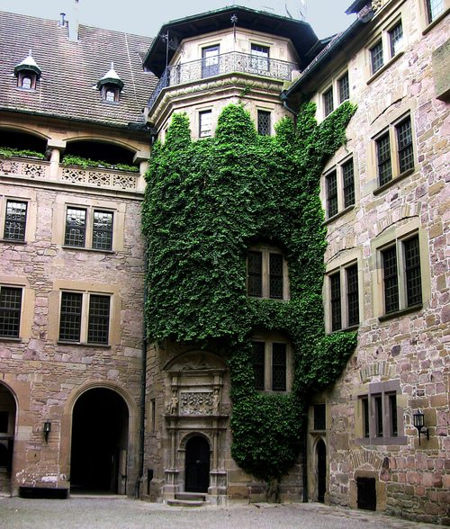 Schloss Neuenstein/Hohenlohe