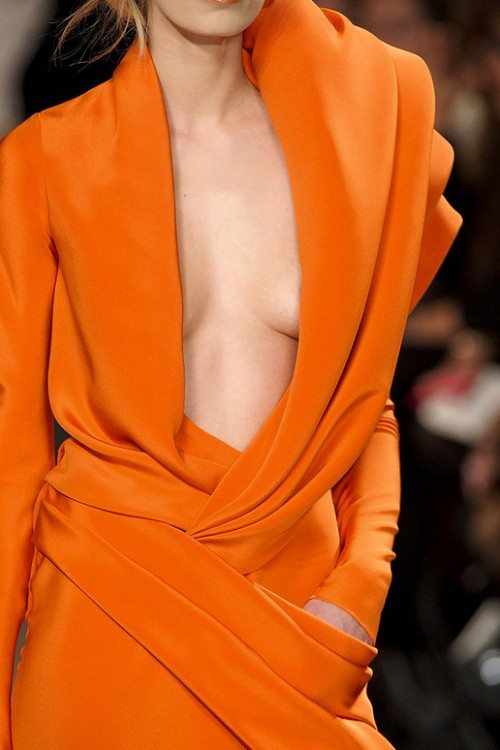 Orange and Boobs