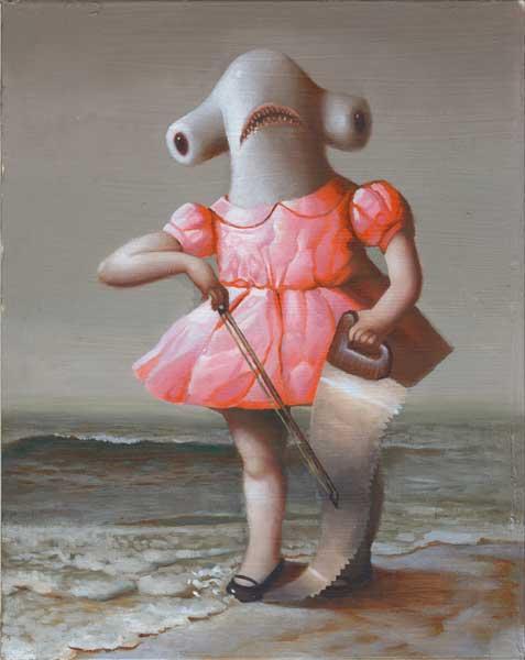 Aniela Sobieski / Shark Girl