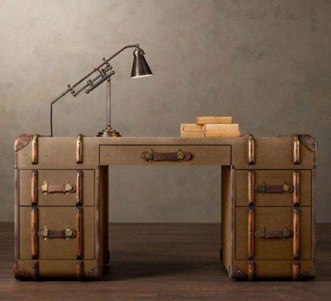 DR Desk