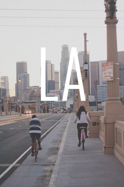 Miss you LA