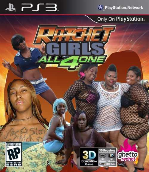 Ratchet or HoodRat  PS3