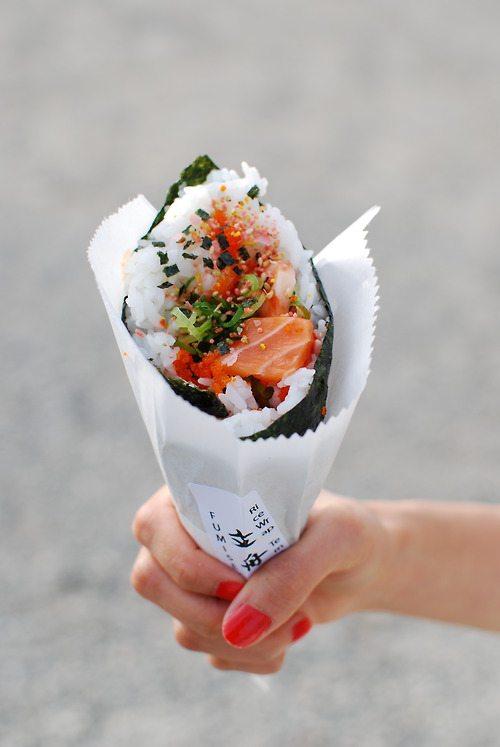 Sushi bitch!