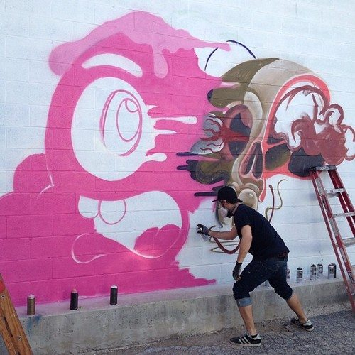 nychos x buff monster