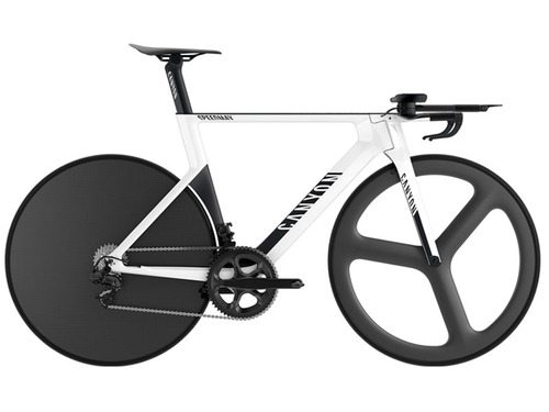 Concept Speedmax. By Canyon Bicycles.