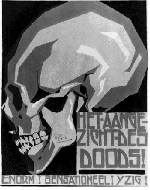 M.C. Escher, 1917-1920