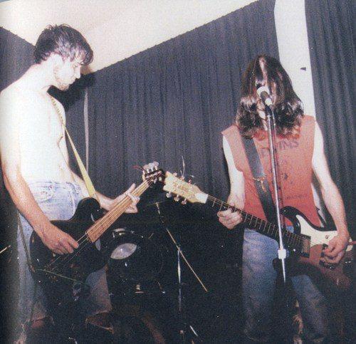 Nirvana, 1988