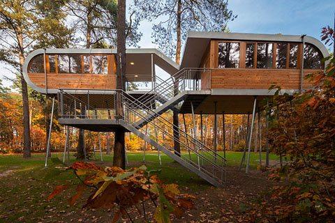 Hechtel-Eksel Treehouse