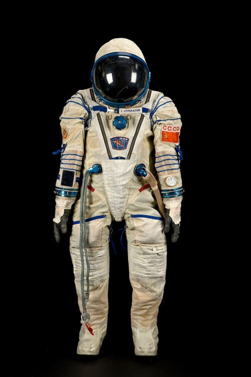 Soviet spacesuit