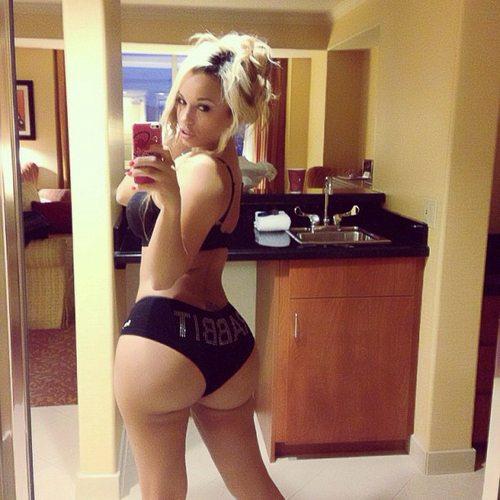 Booty #Selfie