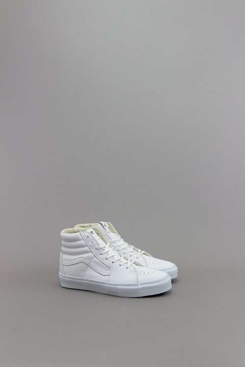 Vans Vault SK8 HI LX VLT White