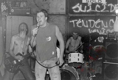 Suicidal Tendencies original lineup 1981. mike muir