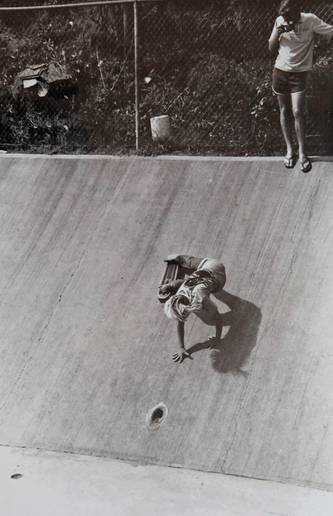 jay adams, circa 1975 in Hawaii