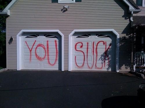 You Suck