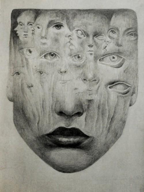 faced