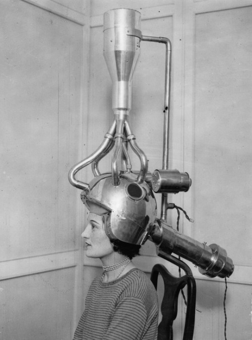 1930 hair dryer