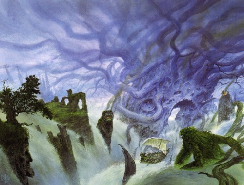 Gate of Ivory by John Howe